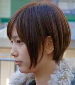 本田翼髪型