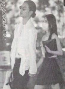 今野鮎莉&竜星涼熱愛画像