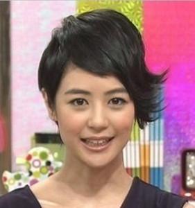 夏目三久眉毛&髪型画像