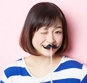 大原櫻子髪型③