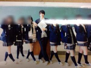 福士蒼汰高校時代
