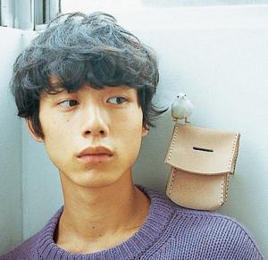 坂口健太郎髪型①